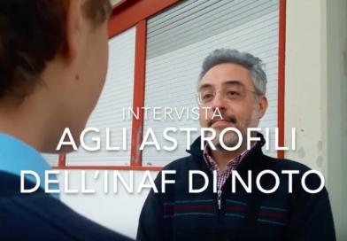 """Incontro con gli """"Astrofili"""" di Noto"""