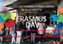"""ERASMUS DAY"" 26 Aprile 2018"