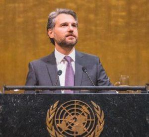 Claudio Corbino (Presidente Associazioni Diplomatici)